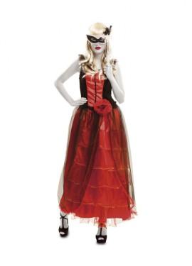 Déguisement de Vampire Baroque pour femmes Halloween