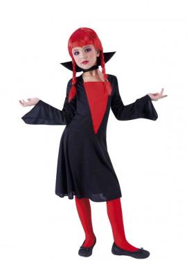 0865b5ac3 Disfraces de Vampira y Vampiresa para Niñas · Disfraz para Niña