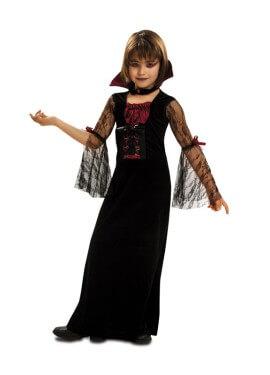 Disfraz de Vampiresa Dulce para niñas para Halloween