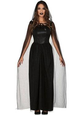 Costume da Vampira gotica per donna