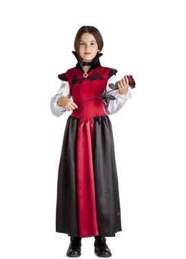 disfraz de vampiresa murcilago para nia
