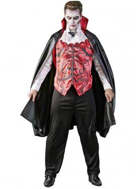 Disfraz de Vampiro Arabescos para hombre