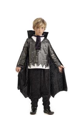 Disfraz de Vampiro Blade para niño