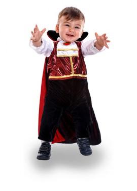 Disfraz de Vampiro Clásico para bebé