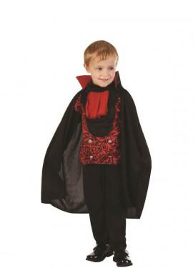Disfraz de Vampiro Danubio para niño y bebé
