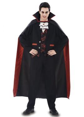 Déguisement de Vampire Élégant pour hommes Halloween