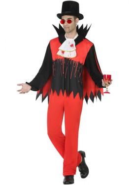 Disfraz de Vampiro Ensangrentado para hombre