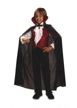 Disfraz de Vampiro Gótico para niños para Halloween