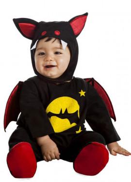 Disfraz de Vampiro Murciélago para bebé