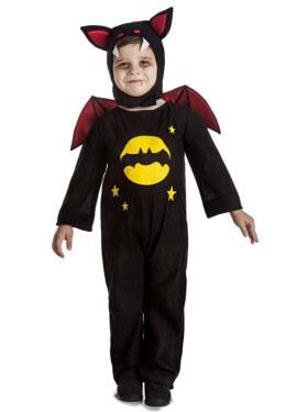 Disfraz de Vampiro Murciélago para niño
