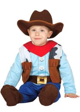 Disfraz de Vaquero Baby