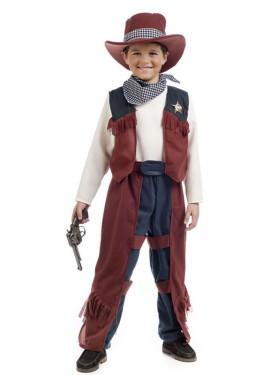 Disfraz de Vaquero Billy para niño