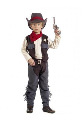 Déguisement de Cowboy James pour enfant