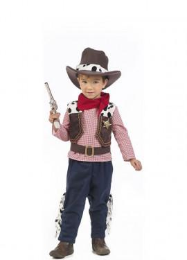Déguisement de Cowboy Petite Vache pour enfant et bébé