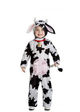 Disfraz de Vaquita para niños