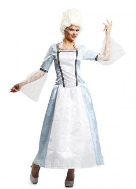 Disfraz de Versallesca de Época para mujer