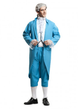 Disfraz de Versallesco de Época para hombre
