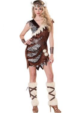 Déguisement de Viking ou Barbare pour femmes plusieurs tailles