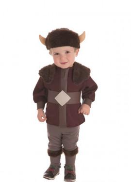 Déguisement viking pour bébé
