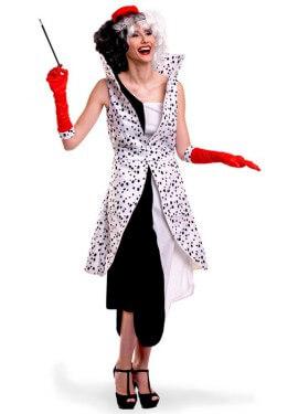 Disfraz de Villana Cruel para mujer
