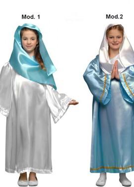 Disfraz de Virgen 10-12 años para niña
