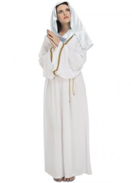 Déguisement de Vierge Marie pour femme taille M-L