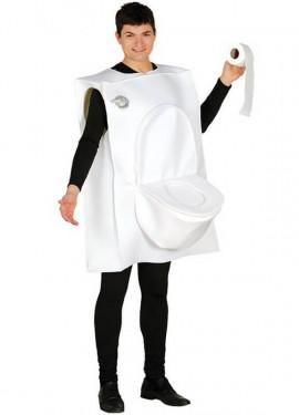 Disfraz de Water blanco para adultos