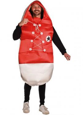 Disfraz de Zapatilla para adultos