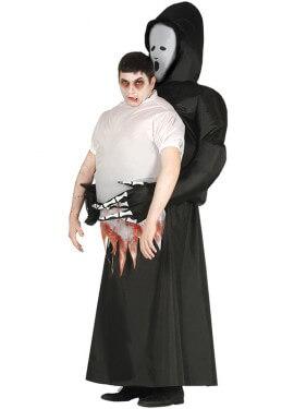 Disfraz del Abrazo de la muerte Hinchable para hombre