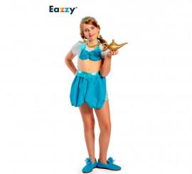 Costume GrembiuleArab Princessper bambina