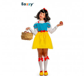 Disfraz Delantal Fairytale Princess para niña