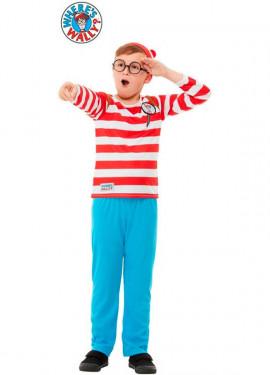 Disfraz deWally para niño