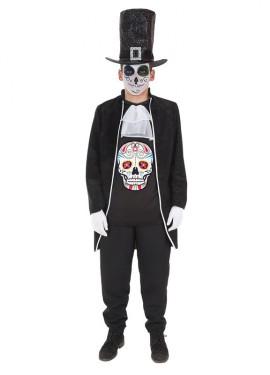 Disfraz Día de los muertos para hombre
