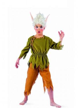 Disfraz Elfo Lilvast niño deluxe (Varias tallas)