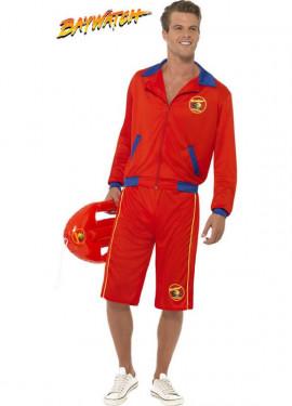 Disfraz Los Vigilantes de la Playa Largo para Hombre