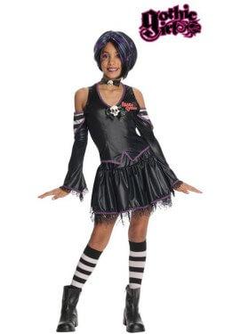 Disfraz Malice niñas GOTHIC GIRLS