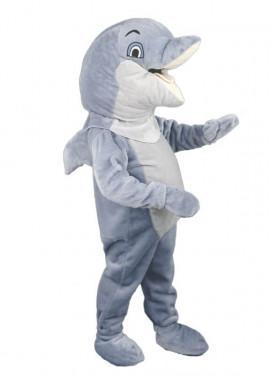 Disfraz Mascota Delfín para adultos