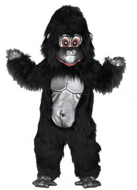Disfraz Mascota Gorila para adultos
