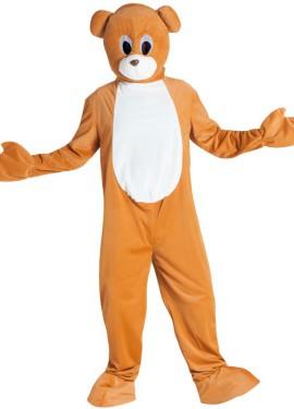 Disfraz Mascota Oso para adultos