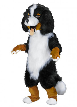Disfraz Mascota Perro Cocker para adultos