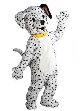 Disfraz Mascota Perro Dálmata para adultos