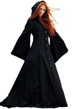 Disfraz Medieval Cassandra para Mujer en Varias Tallas