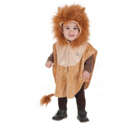 Disfraz o capa de León para bebé