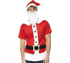Déguisement ou Kit de Papa Noël pour homme