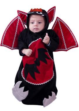 Disfraz o Saquito de Murciélago para Bebés