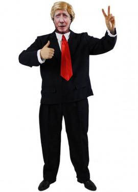 Disfraz o Traje de Presidente Americano para hombre