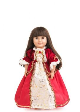 Disfraz o Vestido para muñeca de Bella de Invierno