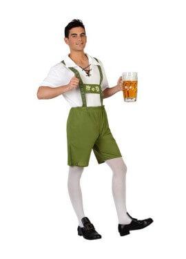 Disfraz para hombres de Alemán