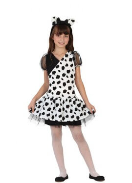 Disfraz para niñas de Dálmata