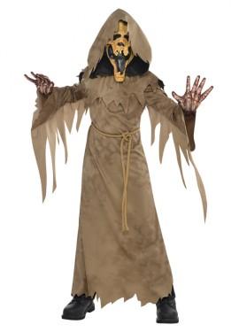 Déguisement de la Mort pour enfants et adolescents pour Halloween
